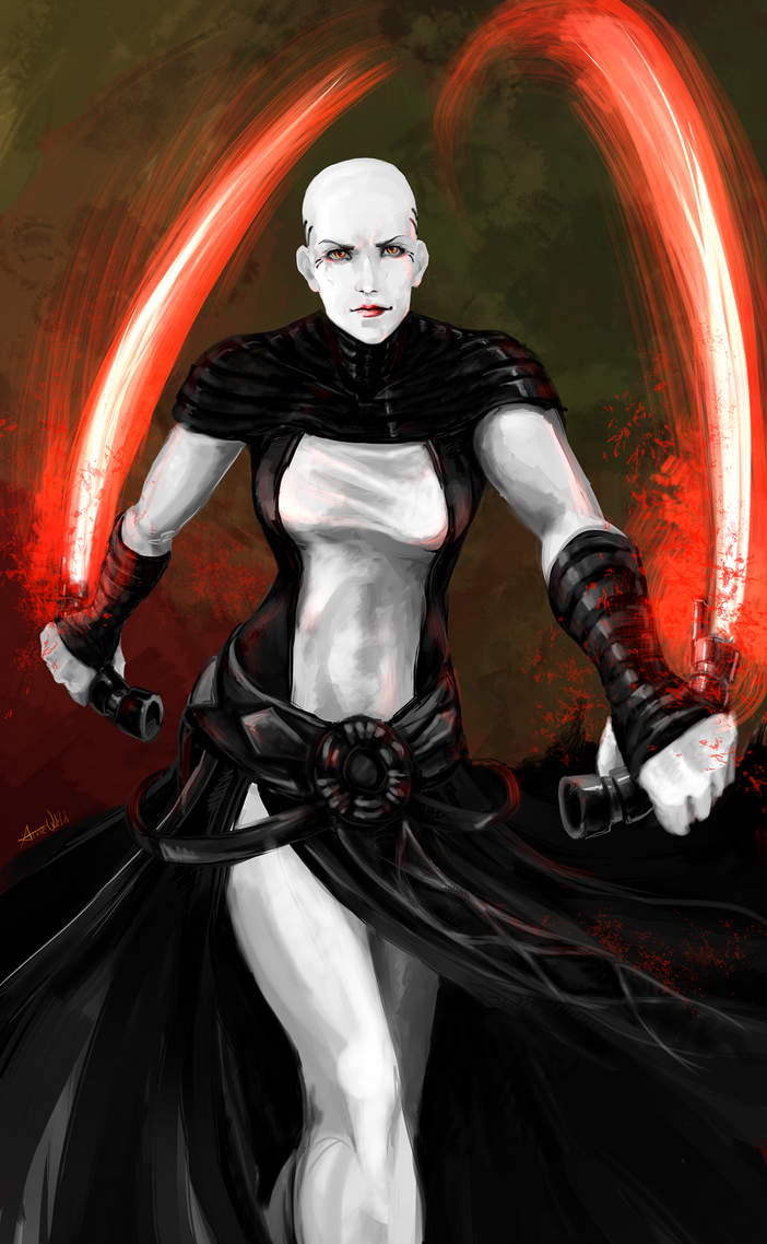 Ventress - You are doomed by anne-wild