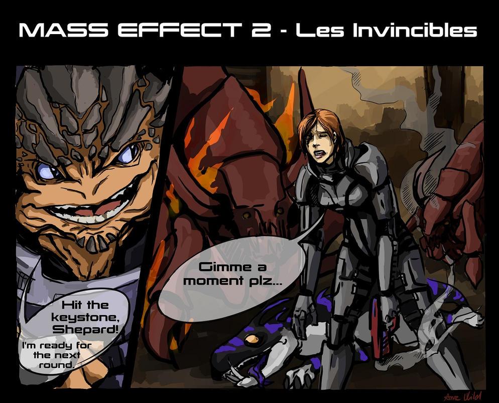 ME2 - Les Invincibles by anne-wild