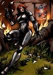 Mass Effect - Battling Saren