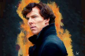 Sherlock Holmes by syac90