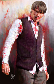 Mads 'Hannibal Lecter' Mikkelsen