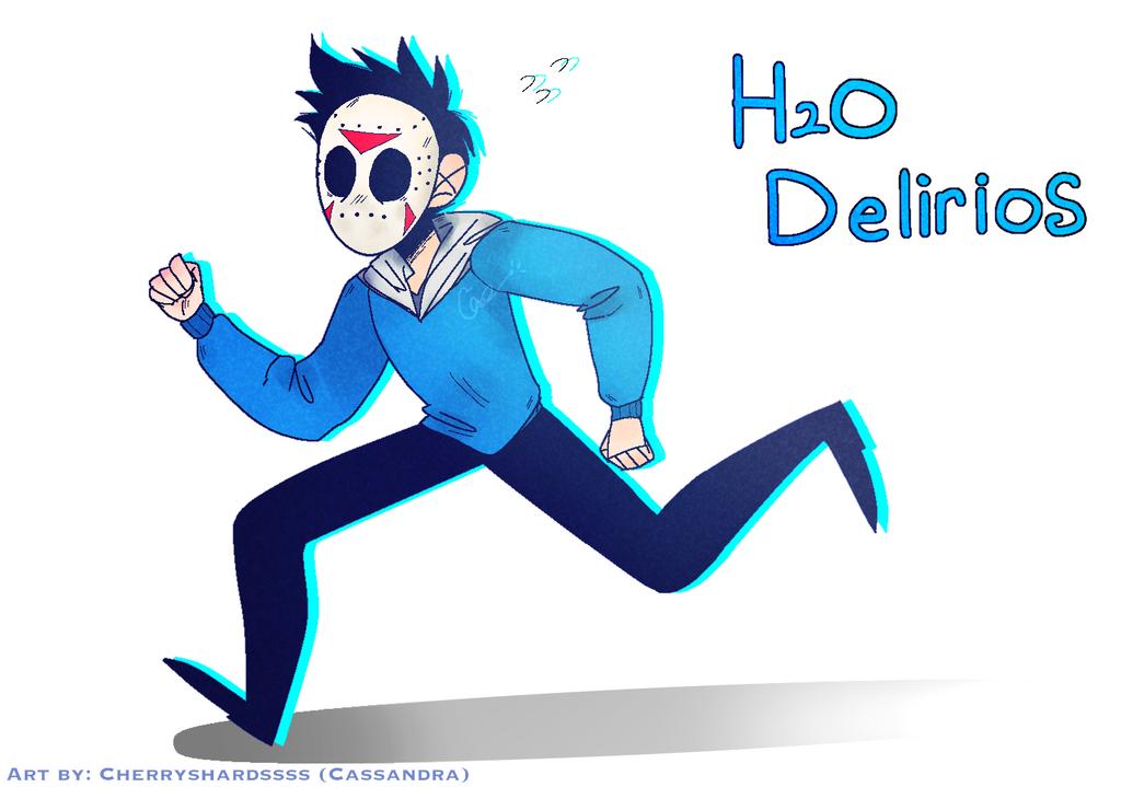 H2O delirious by Cherryshardssss on DeviantArt H20 Delirious Fan Art