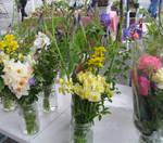 Flower vendor table 5