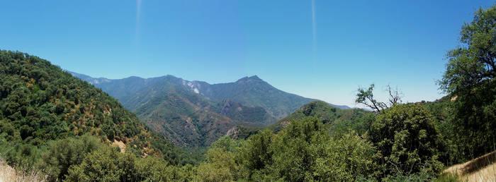 Mountain Pano
