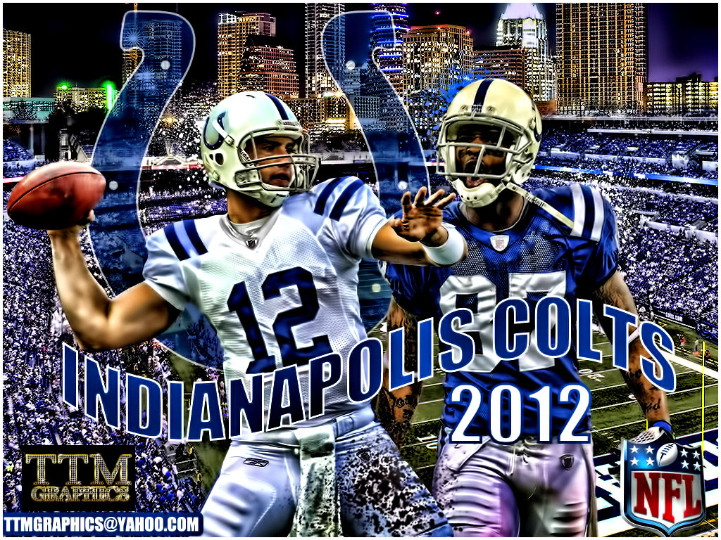 Indianapolis Colts Wallpaper by tmarried on DeviantArt