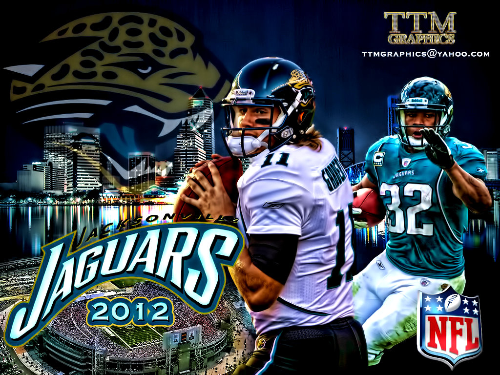 Jacksonville Jaguars Wallpaper By Tmarried ...
