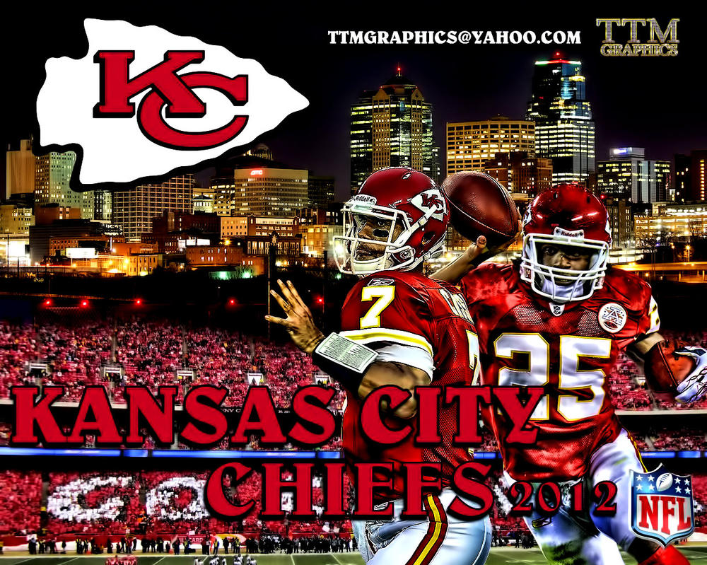 Kansas City Chiefs Wallpaper by tmarried on DeviantArt