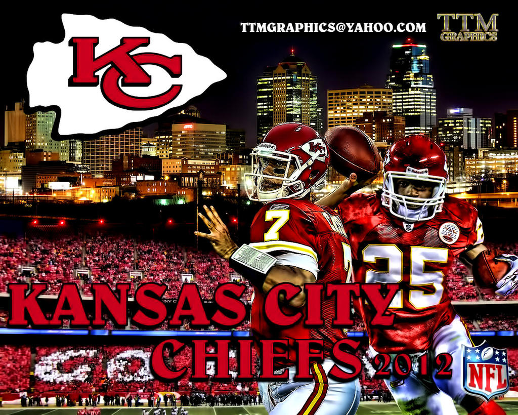 Kansas City Chiefs Wallpaper By Tmarried On Deviantart