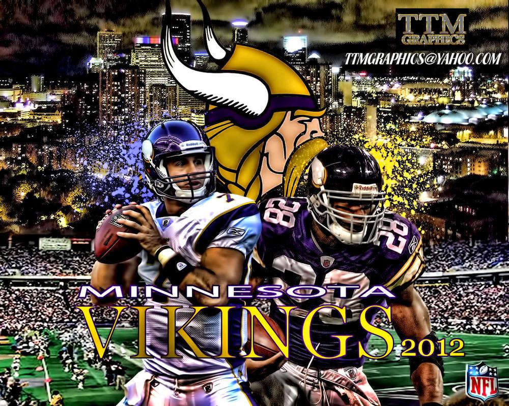 Minnesota Vikings Wallpaper By Tmarried
