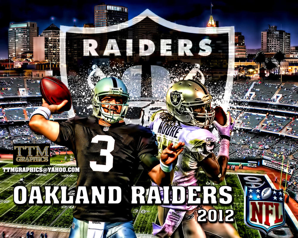 Oakland raiders wallpaper by tmarried on deviantart oakland raiders wallpaper by tmarried voltagebd Image collections
