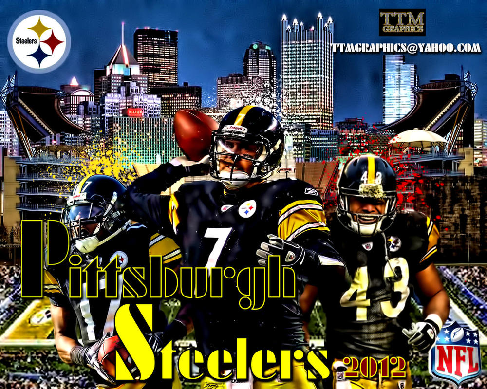 Pittsburgh steelers wallpaper by tmarried on deviantart pittsburgh steelers wallpaper by tmarried voltagebd Images
