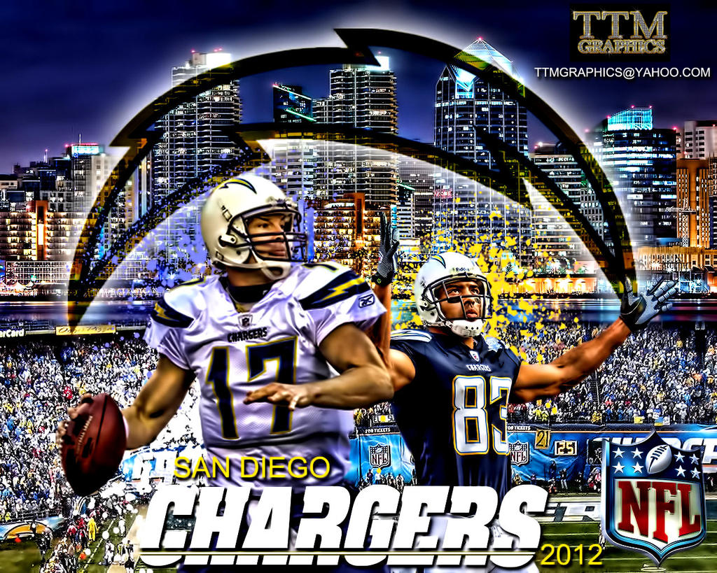 San Diego Chargers Screensavers