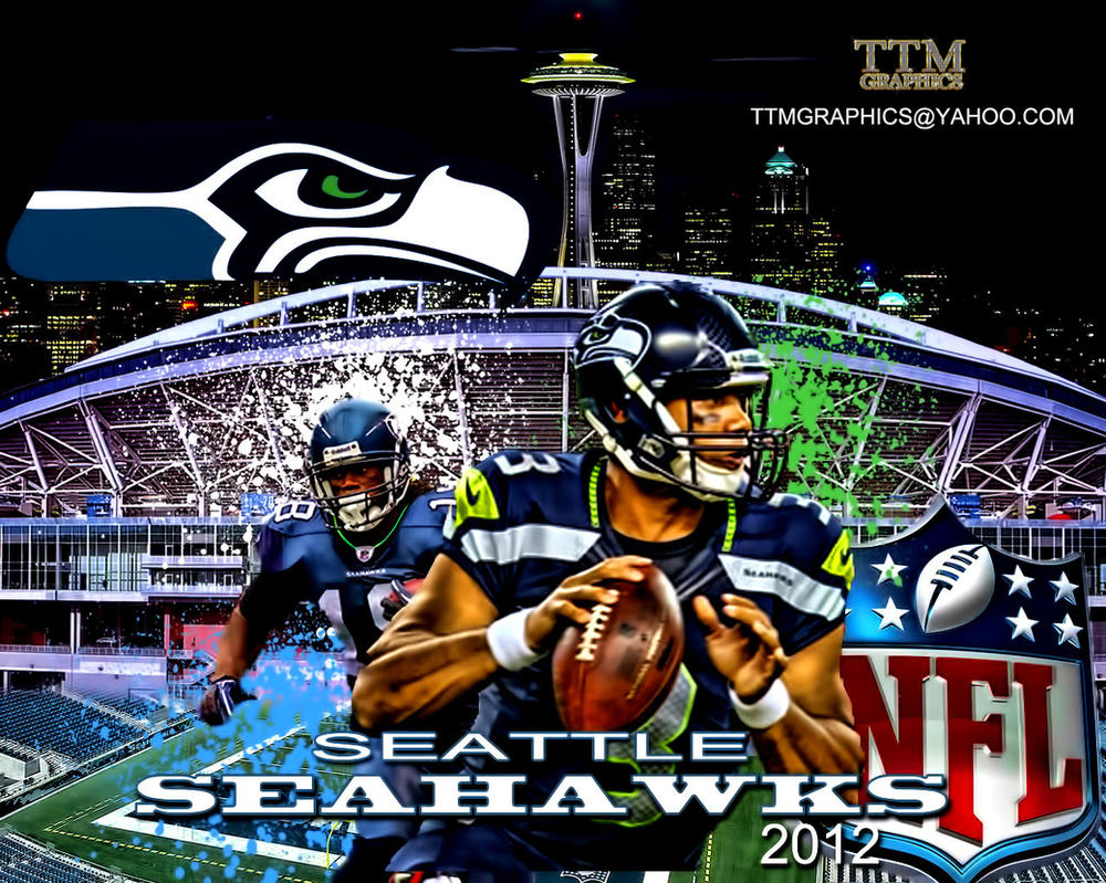 Seattle Seahawks Wallpaper By Tmarried