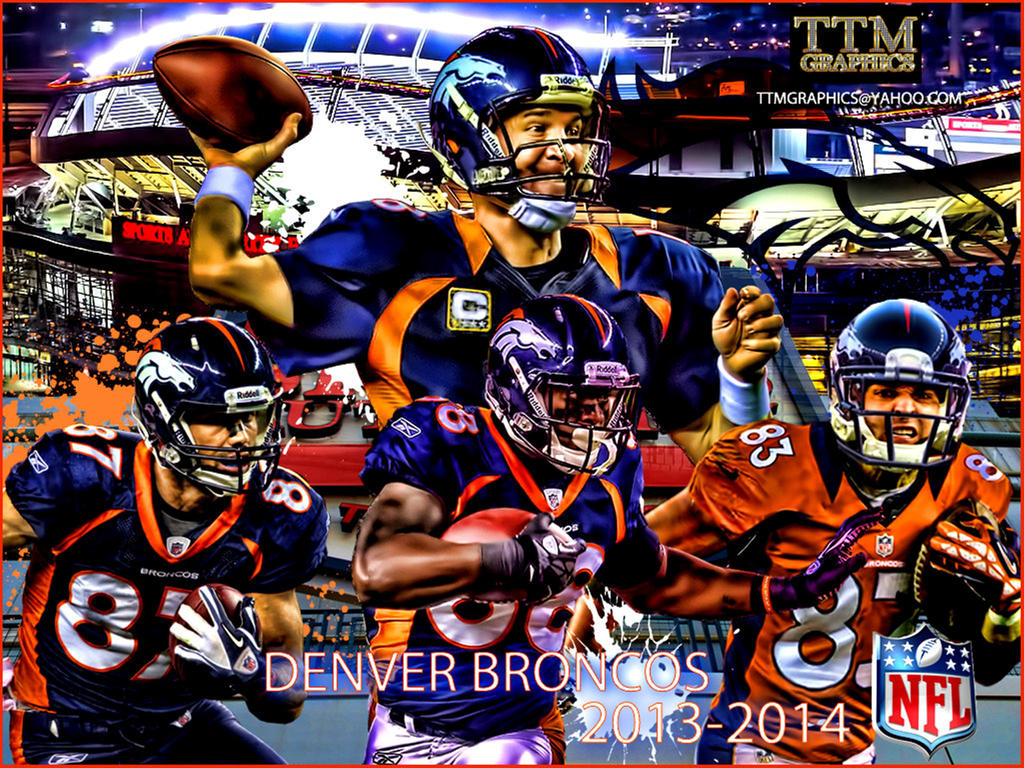 Denver broncos 2013 2014 wallpaper by tmarried on deviantart denver broncos 2013 2014 wallpaper by tmarried voltagebd Image collections