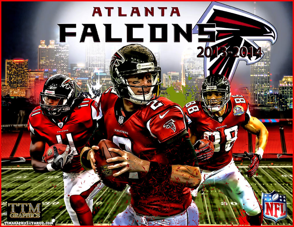 Atlanta Falcon Wallpapers Group 60: Atlanta Falcons 2013-2014 WALLPAPER By Tmarried On DeviantArt