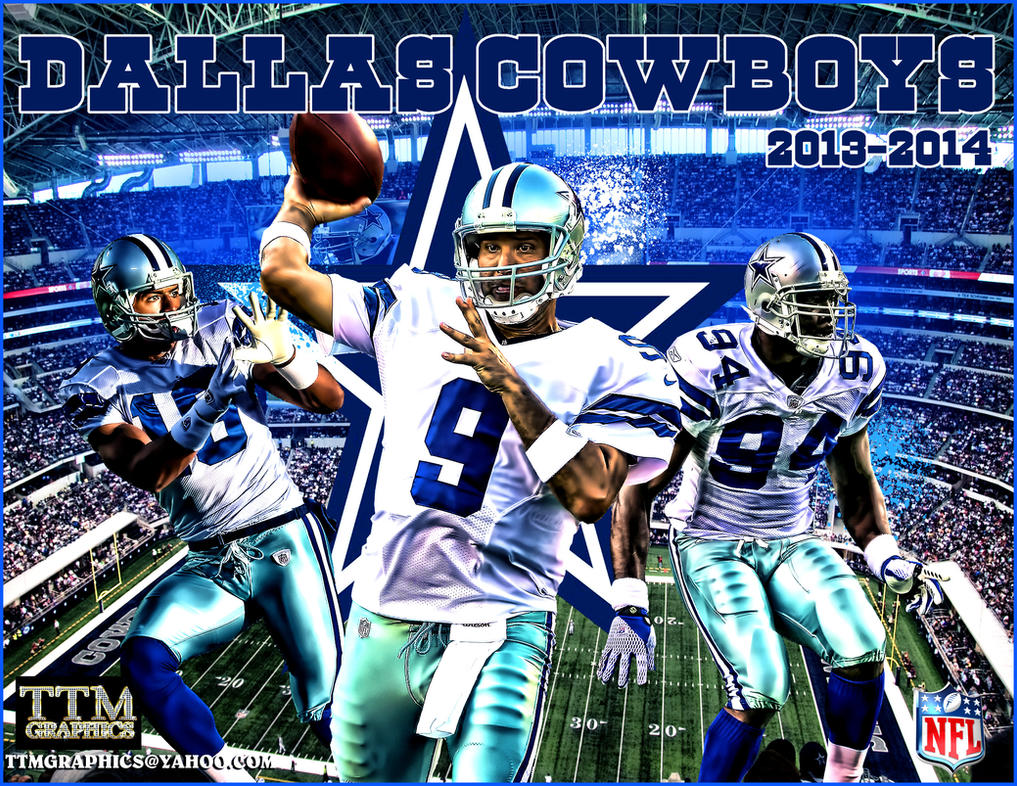 dallas cowboys 20132014 wallpaper by tmarried on deviantart
