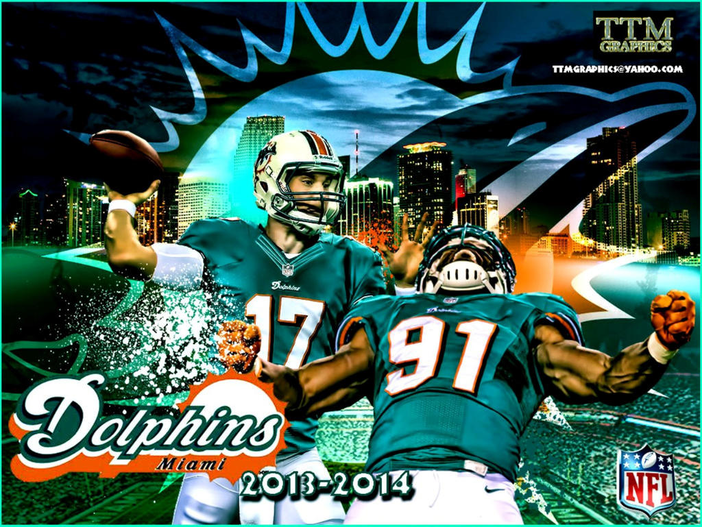 Miami Dolphins Wallpaper 2013-14 by tmarried ...
