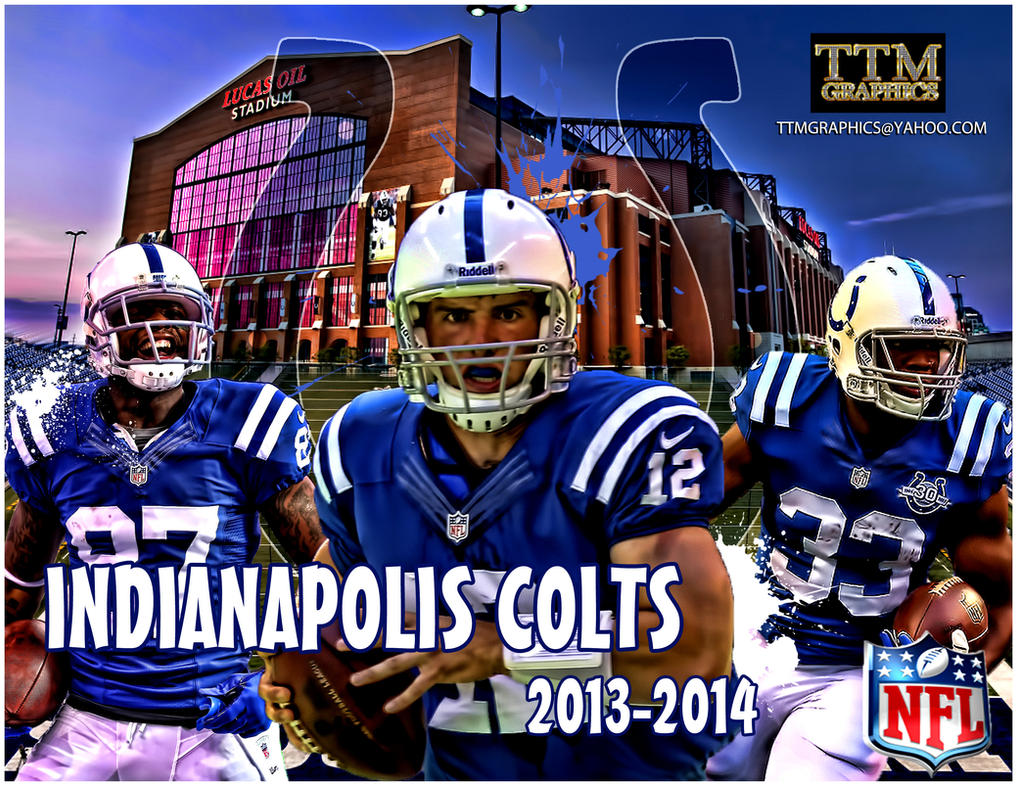indianapolis colts 2013-2014 WALLPAPER by tmarried on ...