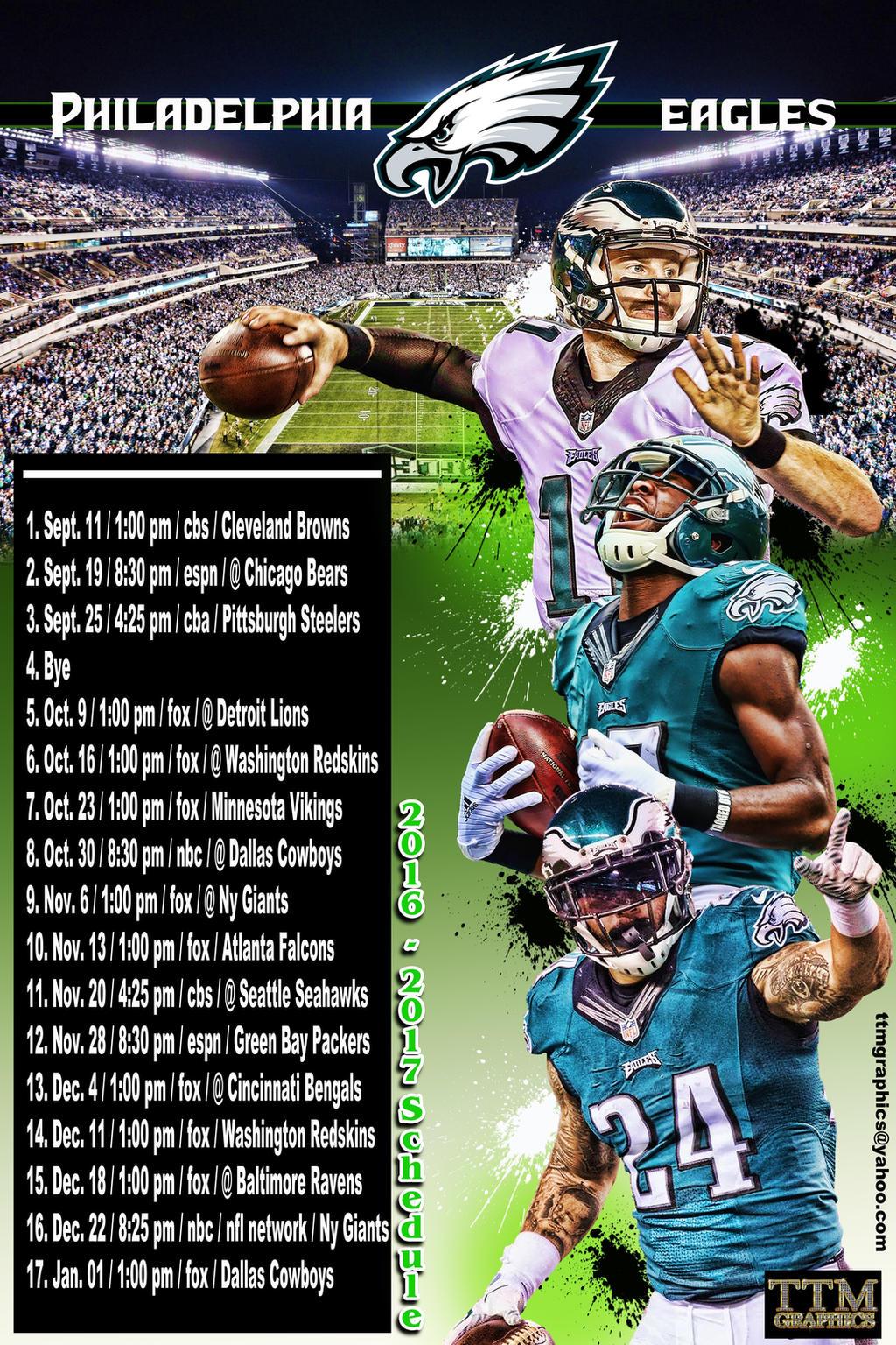 Eagles Tour  Schedule