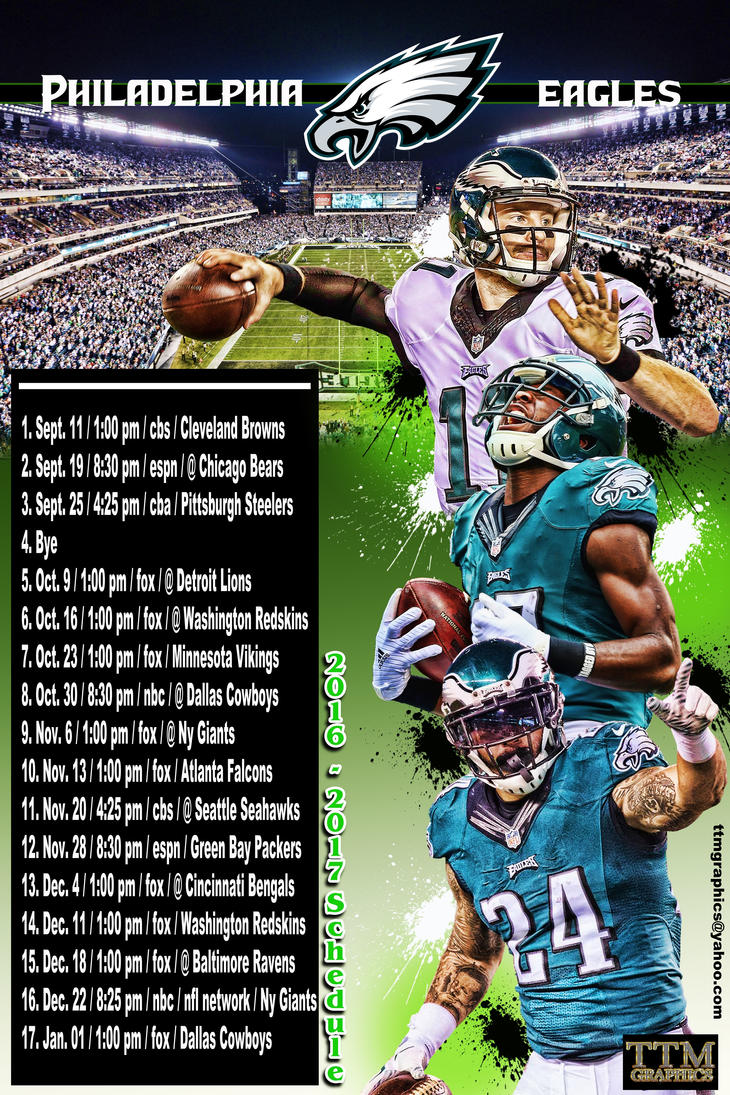 Philadelphia Eagles 2016