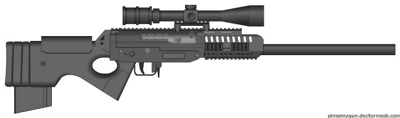 Pimp My Gun 3 by SamwiseTheAwesome