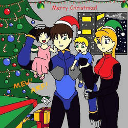 MMX: Family Christmas Revised