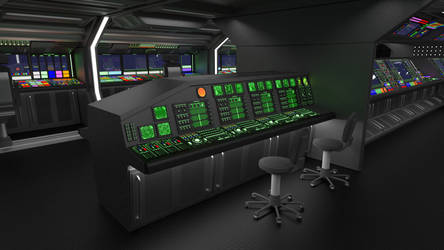 Recon Table Sensor Console 2