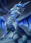 Dragonvault White Dragon Card