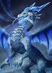 Dragonvault White Dragon Card