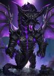 Black Dragon Dragonvault Card