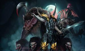 Vampire-Counts - Warhammer Fantasy
