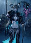 Necriath, Goddess of Undeath