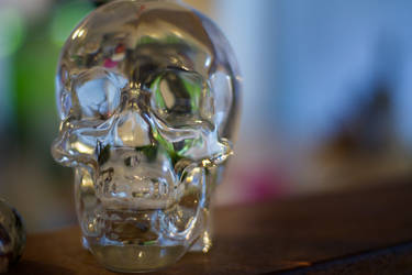 Crystal Head Vodka by PixelVandalism
