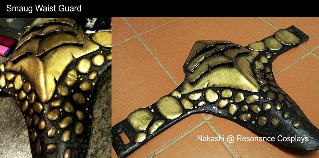 Waist Gaurd by NakashiOroshu