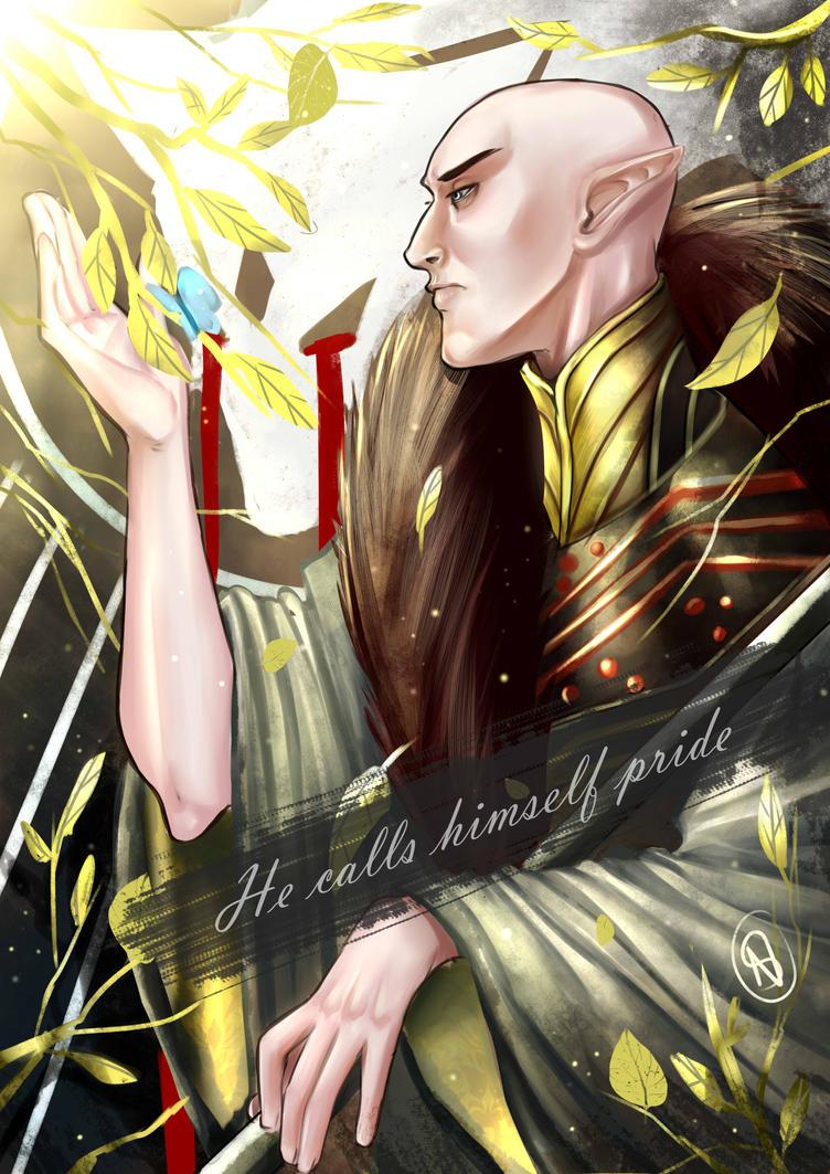He calls himself pride by NakashiOroshu
