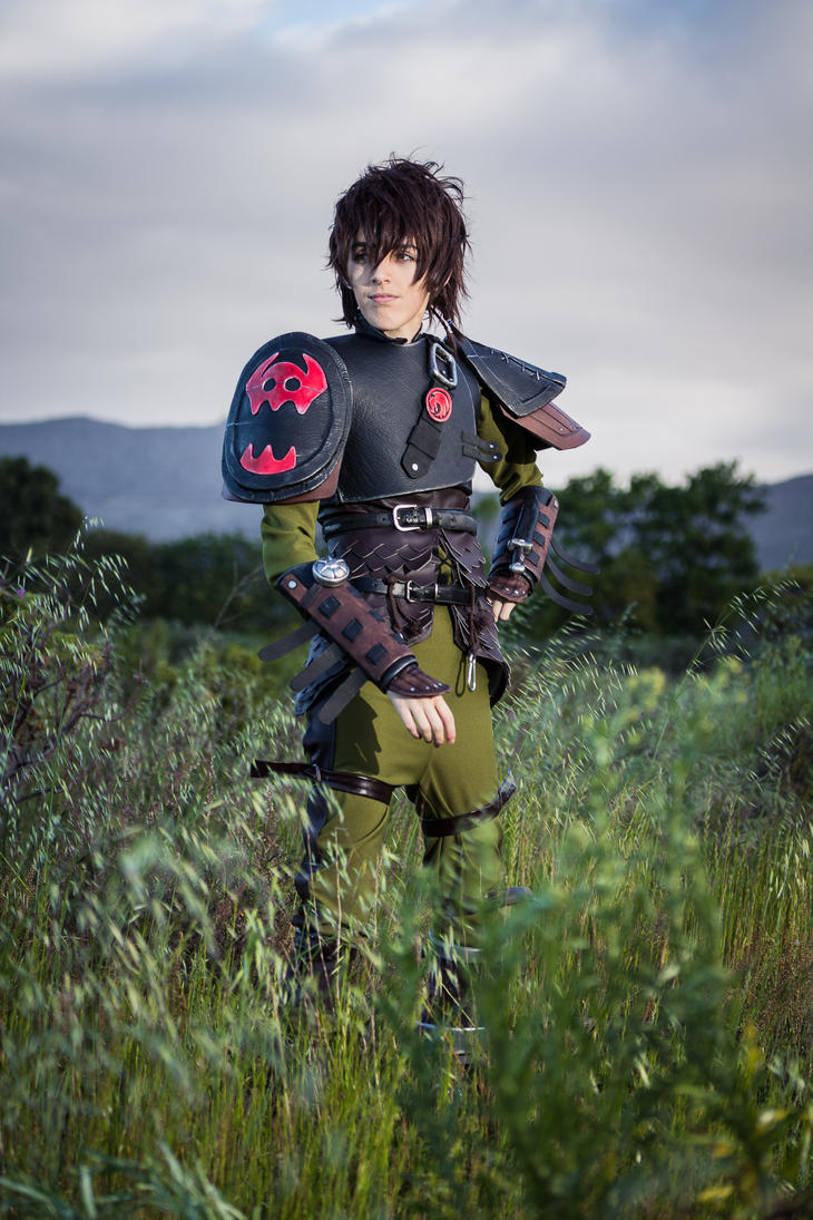 Hiccup cosplay by NakashiOroshu