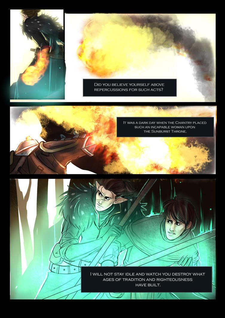 Wrath of heaven: Prologue #5 by NakashiOroshu