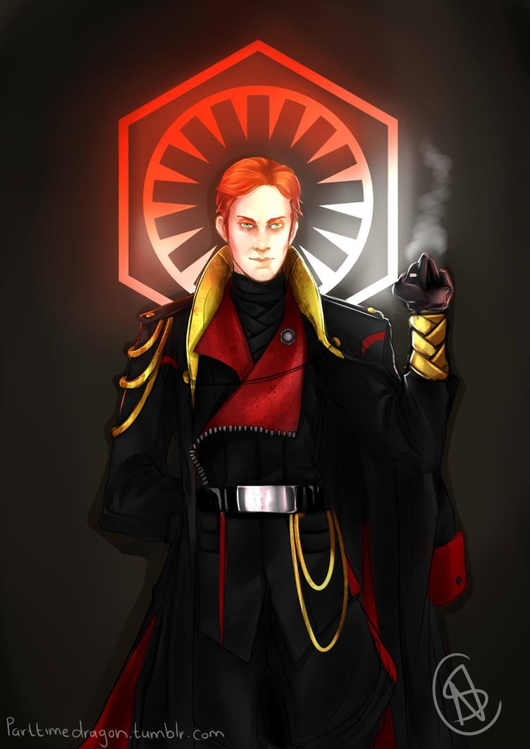 Emperor Hux by NakashiOroshu