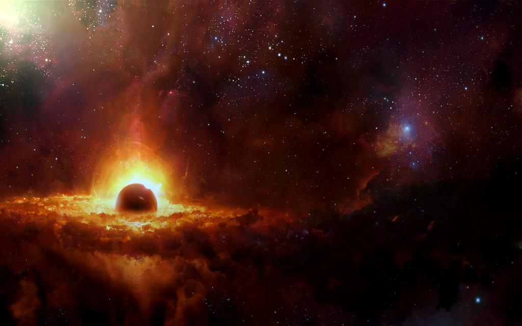 Mass Effect 2 Galaxy by BlackSheep64
