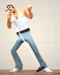 Freddie Mercury by NeoPretzel