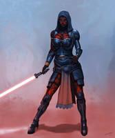 Sith Female by ListenerKz
