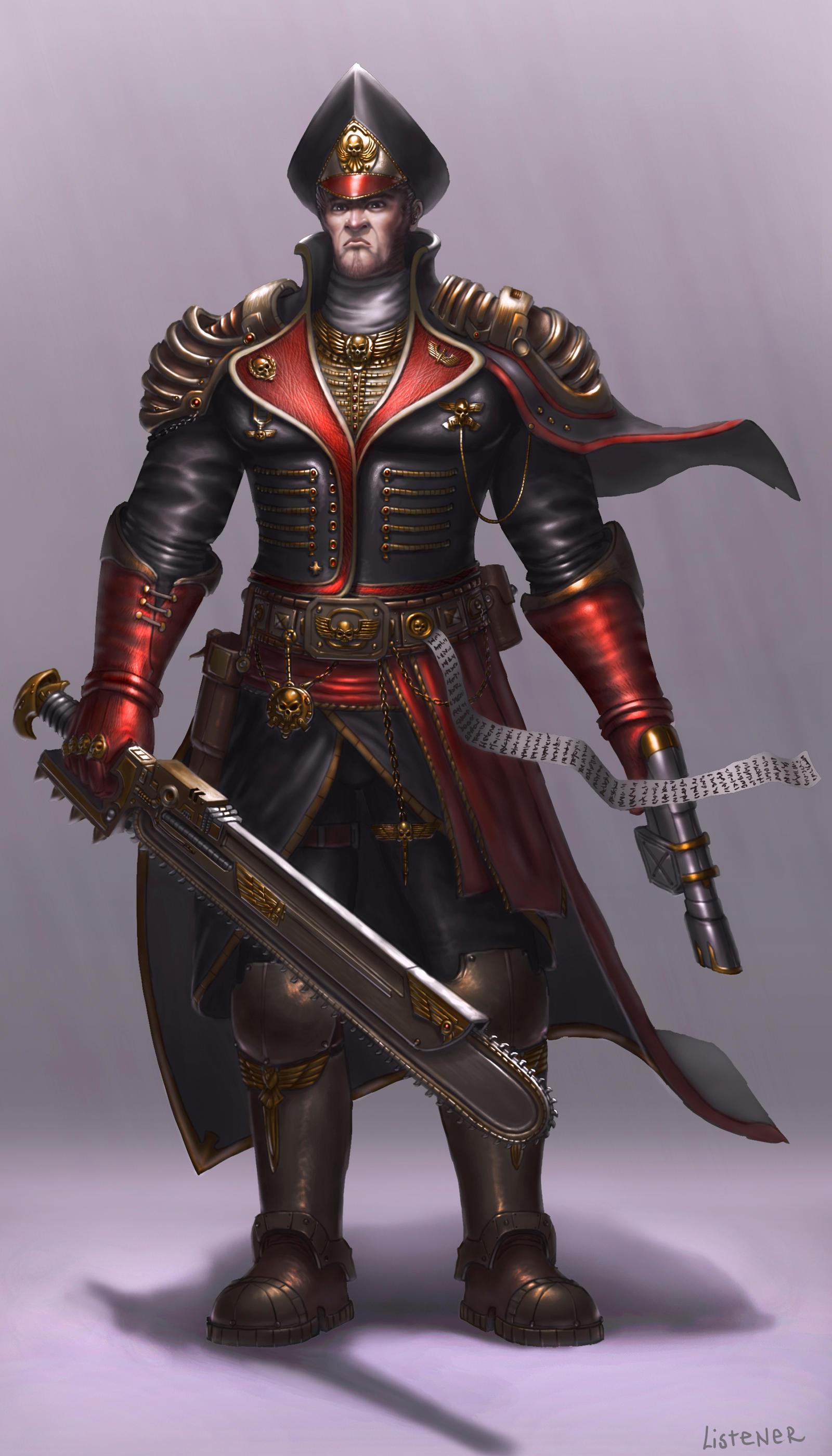 [W40K] Collection d'images : La Garde Impériale - Page 2 Hero_of_the_imperium_by_listenerkz-d73ronl