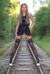 The Railroad by janlykke