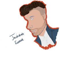 Jedidiah sketch