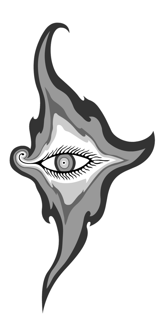 Tattoo design: Third Eye by Juandiego1993
