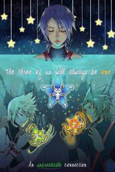 Kingdom Hearts: BBS Poster