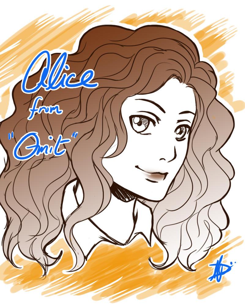 DA Comic Archive Rewards: Alice by BurningArtist