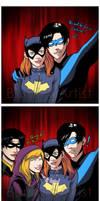 Bat Family: Photobooth