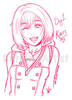 Countdown to KH3: Day 1 by BurningArtist