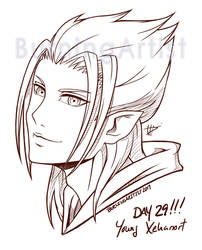 Countdown to KH3: Day 29 ::KH3 RELEASE DAY:: by BurningArtist